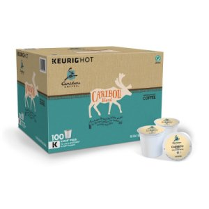 Caribou Blend Single Serve Coffee 100 K-Cups