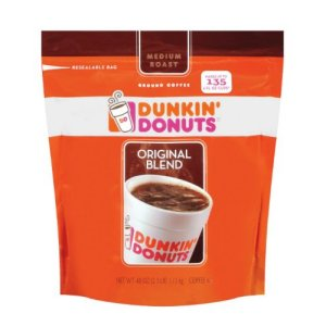 Dunkin Donuts Ground Coffee Original Blend 45 oz
