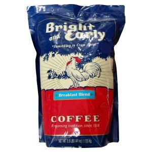 Bright and Early Breakfast Blend Ground Coffee 2.5 Lbs
