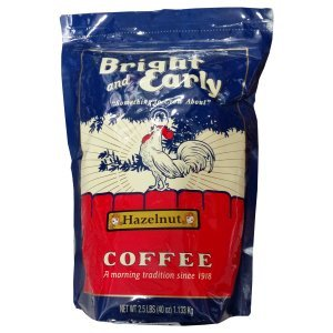 Bright and Early Hazelnut Ground Coffee 2.5 Lbs