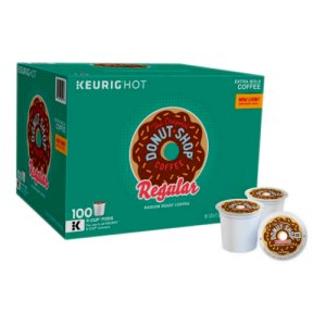Donut Shop Coffee Regular 100 Count K-Cups
